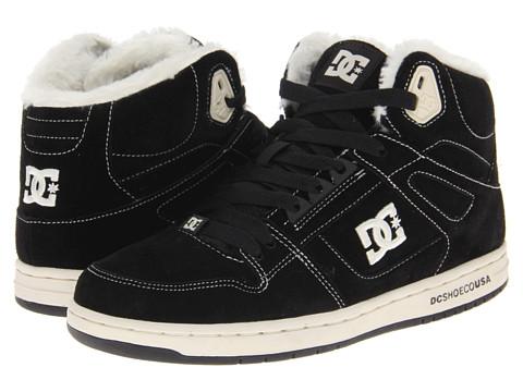 Adidasi DC - Rebound Hi LE W - Black/Oyster