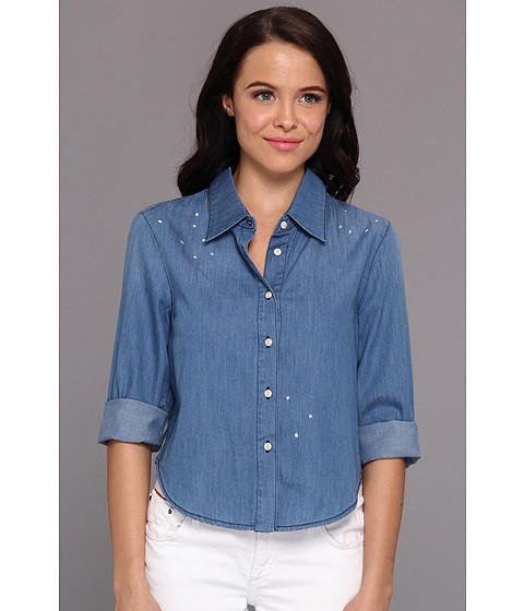 Camasi BCBGeneration - Denim Shirt - Day Painter