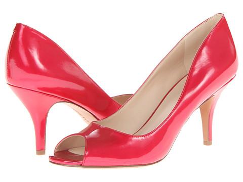 Pantofi Nine West - Orissa - Red Synthetic