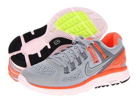 Adidasi Nike - Lunareclipse+ 3 - Wolf Grey/Total Crimson/Cool Grey/Reflective Silver