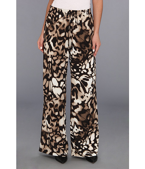 Pantaloni Calvin Klein - Printed Drawstring Pant - Birch Combo