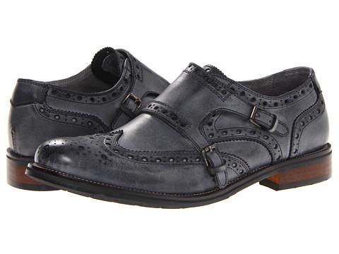 Pantofi Steve Madden - Exec - Grey Leather