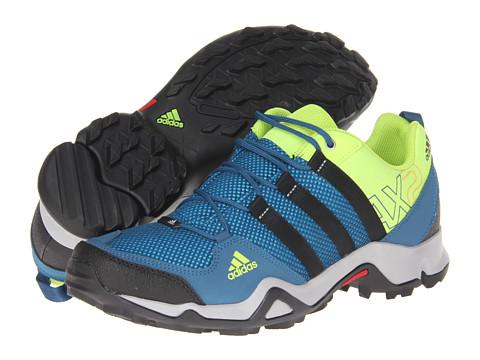 Adidasi adidas - AX 2 - Tribe Blue/Black/Solar Blue
