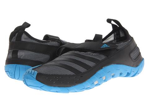 Adidasi adidas - Jawpaw CF - Mid Grey/Black/Solar Blue