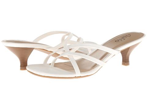 Pantofi Rialto - Philly - White Smooth