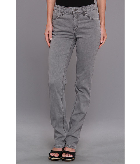 Pantaloni Jones New York - Lexington Straight Leg - Pearl Grey