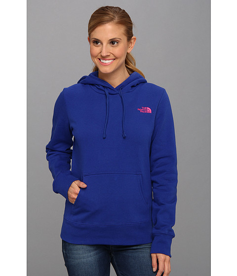 Bluze The North Face - EMB Logo Pullover Hoodie - Marker Blue/Azalea Pink
