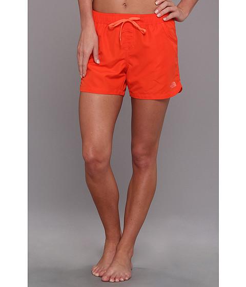 Costume de baie The North Face - Class V Water Short - Fire Brick Red/Miami Orange