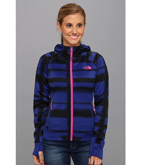 Bluze The North Face - Starlighter Full Zip Hoodie - Marker Blue/Azalea Pink