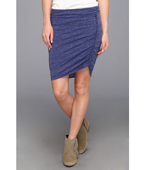 Fuste Free People - Lots O Knots Skirt - Admiral Blue