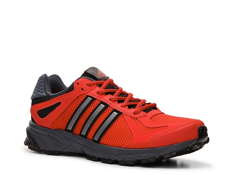 Pantofi adidas - Duramo 5 TR Trail Running Shoe - Mens - Red/Grey/Black