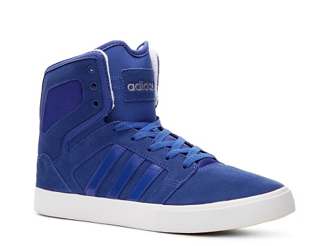 Pantofi adidas - NEO High-Top Sneaker - Mens - Blue