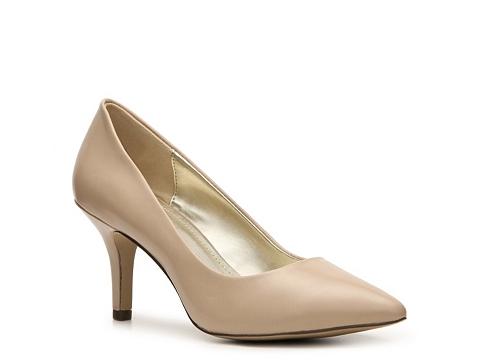Pantofi AK Anne Klein - Yerma Pump - Nude