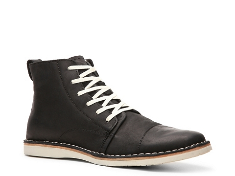 Pantofi John Varvatos - U.S.A. Barrett Boot - Black