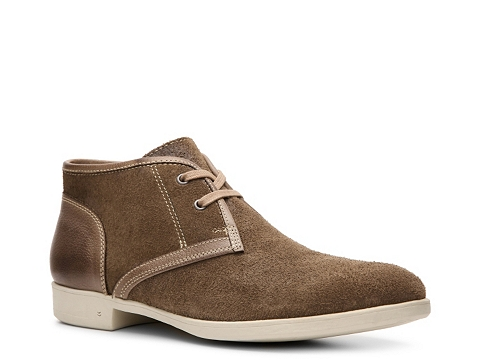 Pantofi John Varvatos - Dylan Chukka Boot - Brown