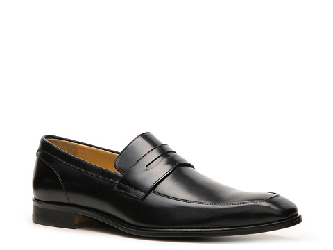 Pantofi Mercanti Fiorentini - Penny Loafer - Black