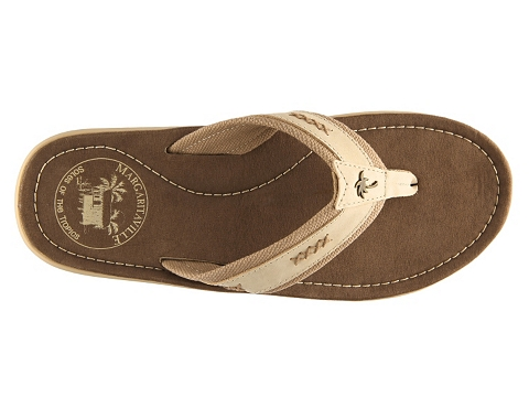 Pantofi Margaritaville - Bali Sandal - Beige/Brown