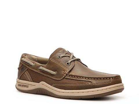 Pantofi Margaritaville - Anchor Boat Shoe - Brown
