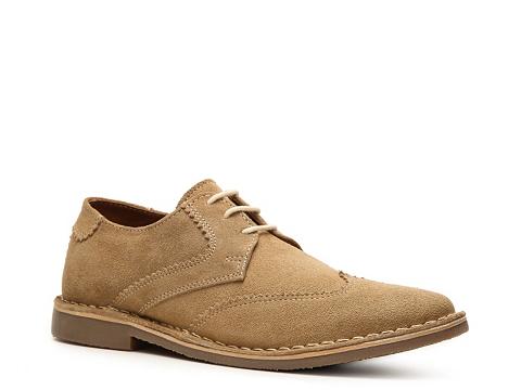 Pantofi Sunsteps - Rugged Wingtip Oxford - Beige