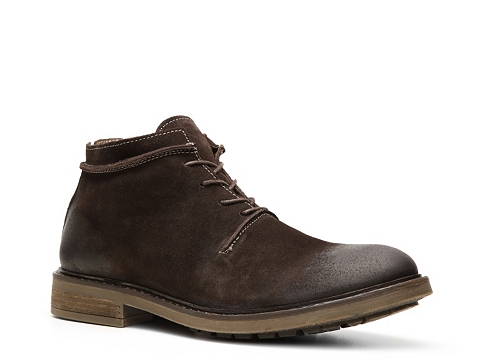 Pantofi Rogue - Kongo Chukka Boot - Brown