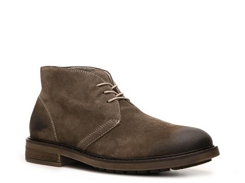 Pantofi Rogue - Keith Chukka Boot - Beige