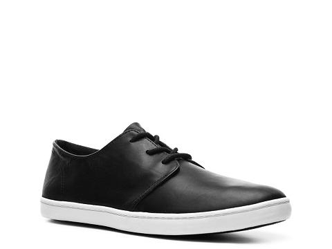 Pantofi Aston Grey - Force Oxford - Black