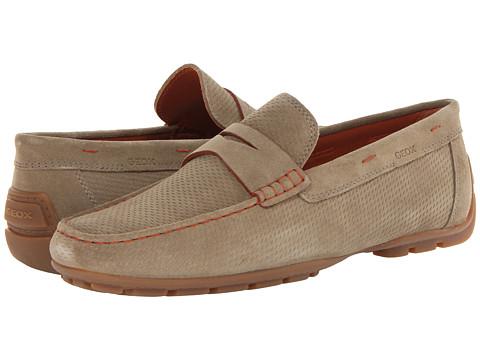 Pantofi Geox - Uomo Monet - Antelope