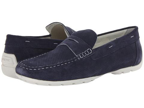 Pantofi Geox - Uomo Monet - Navy