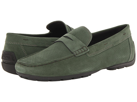 Pantofi Geox - Uomo Monet - Sage