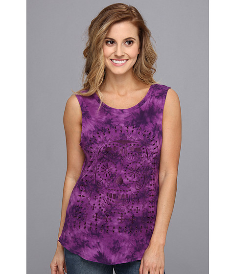 Bluze Hurley - Ginger Tank - Purple Crush