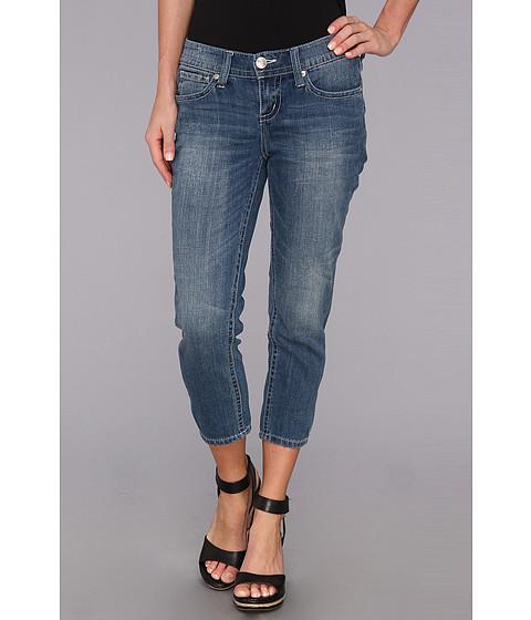 "Blugi Seven7 Jeans - 24\"" Crop Pant - Billy Jean"