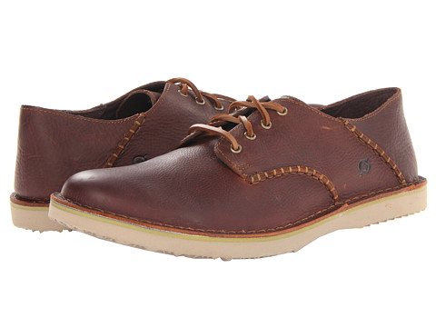 Pantofi Born - Gleason - Cognac Full Grain