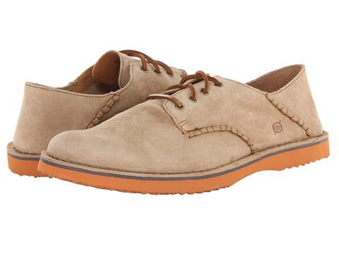 Pantofi Born - Gleason - Natural Suede