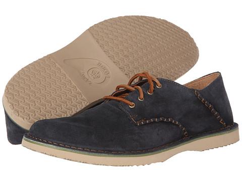 Pantofi Born - Gleason - Navy Suede