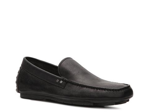 Pantofi John Varvatos - U.S.A. Star Stud Loafer - Black