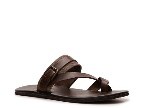 Pantofi Mercanti Fiorentini - Slide Sandal - Brown