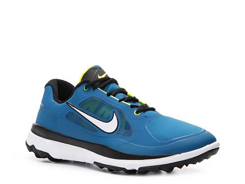 Pantofi Nike Golf - Nike FI Impact Golf Shoe - Mens - Blue