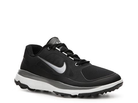 Pantofi Nike Golf - Nike FI Impact Golf Shoe - Mens - Black/Grey