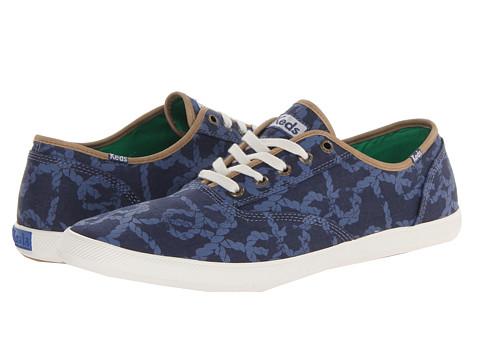Adidasi Keds - Champion Seasonal Print - Blue