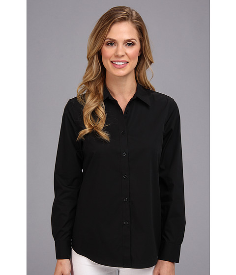 Camasi Jones New York - No-Iron Easy-Care Relaxed Fit Shirt - Black