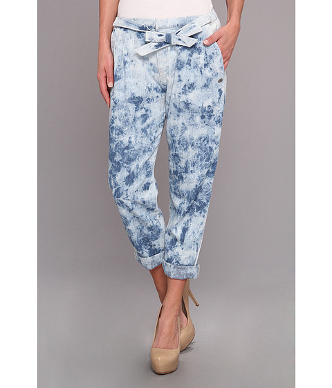 Pantaloni Maison Scotch - Pajama Pants - Denim Blue