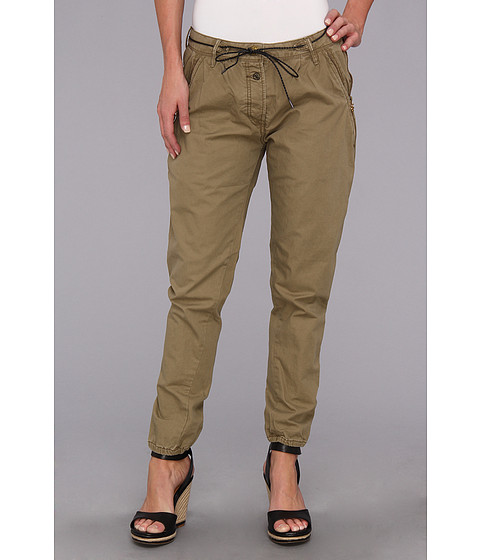 Pantaloni Maison Scotch - Skinny Chino Army Pant - Military