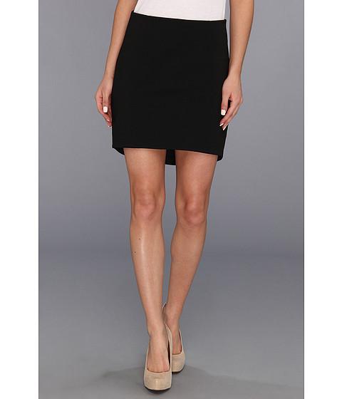 Fuste BCBGeneration - Asymmetrical Mini Skirt XGN3E818 - Black