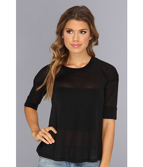 Bluze BCBGeneration - Knit Sportswear Top VEQ1Q819 - Black