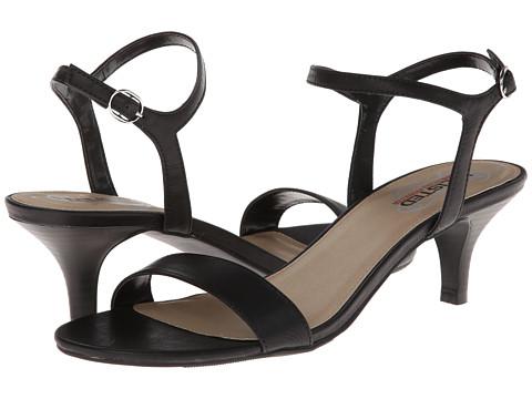 Pantofi Kenneth Cole Unlisted - Kind Deed - Black Riding PU