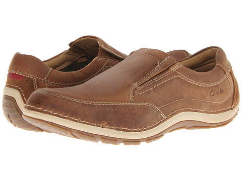 Pantofi Clarks - Shiply Step - Cognac