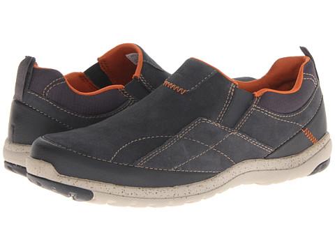 Pantofi Clarks - Sidehill Free - Navy