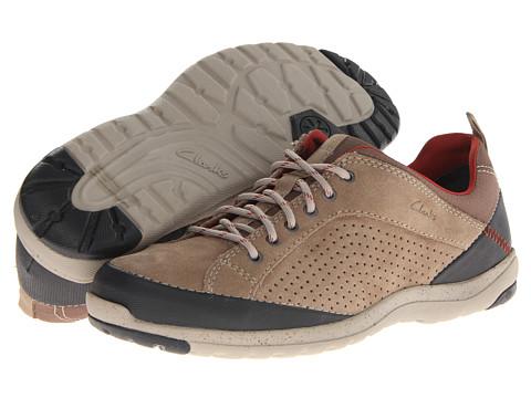 Pantofi Clarks - Sidehill Edge - Sand
