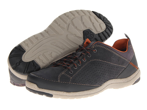 Pantofi Clarks - Sidehill Edge - Navy