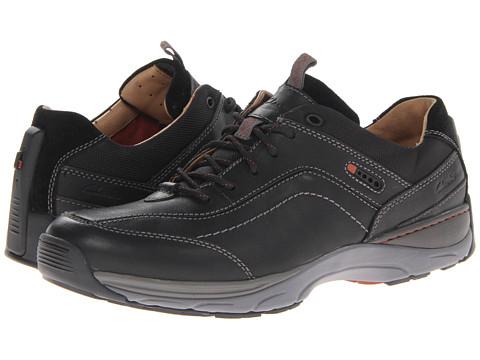 Pantofi Clarks - Skyward Vibe - Black Leather
